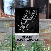 San Antonio Spurs Double Sided Garden Flag