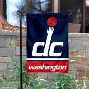 Washington Wizards Double Sided Garden Flag