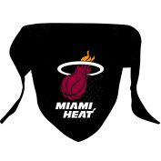 Hunter MFG Miami Heat Mesh Dog Bandana, Small