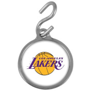 Hunter Los Angeles Lakers Pet Instant ID Tag