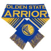 Golden State Warriors Scarf - Reversible Stripe - 2016