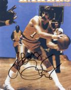 Pat Riley Autographed 8x10 Basketball Photo