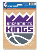NBA Sacramento Kings 6x9 Die Cut Magnet