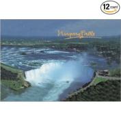 Niagara Falls Custom Refrigerator Fridge Magnets - 12 Pieces