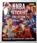 2013-14 Official Panini NBA Sticker Collection Sticker Album