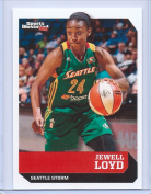 """JEWELL LOYD 5120cm 1ST EVER PRINTED"""" SPORTS ILLUSTRATED ROOKIE CARD! 1 of 9!"""