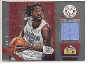 Nene Denver Nuggets 2013-14 Panini Totally Red Certified Jersey Basketball Card #196/199