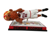 Dennis Rodman Chicago Bulls Diving Bobblehead - Numbered to Only 216
