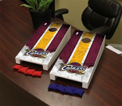 Cleveland Cavs Cavaliers NBA Desktop Mini Cornhole Game Set