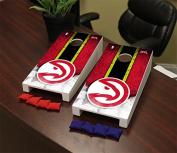 Atlanta ATL Hawks NBA Desktop Mini Cornhole Game Set