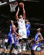 Brook Lopez Brooklyn Nets 2015-2016 NBA Action Photo (Size