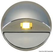 Alcor ambient blue LED light