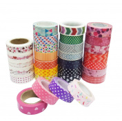 Yunko Valentine's Day Decorative Craft Washi Masking Paper Tape