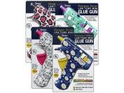 Darice Glue Gun Mini Low Temp Designer Print Astd