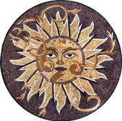 Sun Mosaic Rondure - Gate