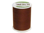 C & C Trusew Thread 100% Poly 150yd Dark Brown
