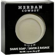 Herban Cowboy Natural Grooming Shaving Soap Dusk - 90ml by Herban Cowboy