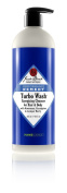 Jack Black Turbo Wash Energising Cleanser for Hair and Body, 470ml