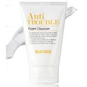 Milkydress Anti Trouble Foam Pore Cleanser, Sebum Control, 100ml