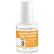 Powder Polish Dip System Step 3 _ Layering Gel Dip .150ml
