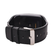AutumnFall Genuine Leather Watch Wrist Strap Band for Samsung Gear S SM-R750