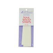 Soft touch Professional Self Stick Nail Wrap Strips 2.5cm - 0.3cm x 90cm Silk