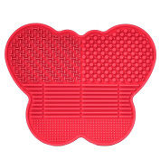 # 1 Best Makeup Brush Cleaning Mat - extend the use of your brushes!