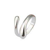 Doinshop New Nice Cute Lovely Fashion Chic Design Finger Opening Adjustable Womens Girls Ring Gift by Doinshop