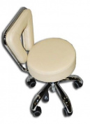 Beauty Spa Chair Pedicure Stool for Nail, Hair, Facial Technician