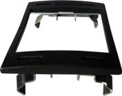 Bobike FA003536043 Universal Bicycle Rack Bracket / Mounting Bracket for Click & Fix Black