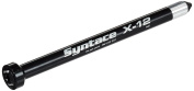 Syntace Full-Floating Axle x 12 System - Black Raceb 105645
