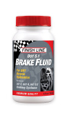 Finish Line High Performance DOT 5.1 Brake Fluid, 120ml