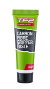 TF2 Lubricants Unisex Carbon Fibre Gripper Paste for Bikes, Green, 10 G