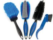 Park Tool BCB42 Bike Cleaning Brush Set - Blue