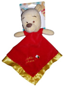 Winnie the Pooh Baby Security Blanket Lovey Nunu
