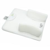 Anti Baby Spit Milk Crib Cot Wedge Sleep Pillow