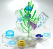 Baby Bottle Drying Rack Model Shelli Colour White
