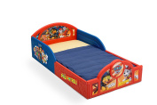 Deluxe Toddler Bed, Nickelodeon Paw Patrol
