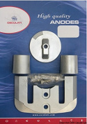 Tecno Seal - Angel Anoden Set Zinc Mercury Bravo 2/3, 53951