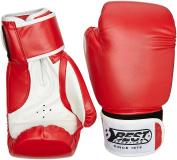 Best Sport Kid's Boxing Gloves - Red, 350ml