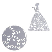 Doober Princess Cutting Dies Stencil For Scrapboo Album Embossing DIY Paper Card Decor