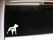 Pitbull Mom 15cm Decal Vinyl StickerP86 Pets Animals Pit Bull Puppies Dogs Family