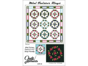 Quilt Moments Mini Twister Rings Ptrn