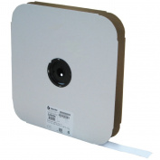 TEXACRO Hook 70 2.5cm - 1.3cm Wide, White - 50 Yard Roll