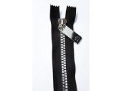 Sisters Common Thread Zipper 41cm Blk Tape Nickel