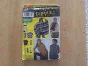 sewing patterns for dummies 5433