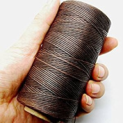 Top McKinley150D Small Volume 1mm Hand Sewn Leather Fat Wax Thread Sewing Thread Brown