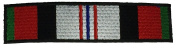 OPERATION ENDURING FREEDOM CAMPAIGN RIBBON PATCH - Multi-Colour - Veteran Owned Business