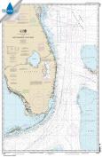 NOAA Chart 11460