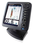 Furuno FCV628 Colour LCD, 600W, 50/200 KHz Operating Frequency Fish Finder without Transducer, 14cm